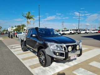 2016 Mazda BT-50 UR0YG1 XT Freestyle Grey 6 Speed Sports Automatic Cab Chassis.