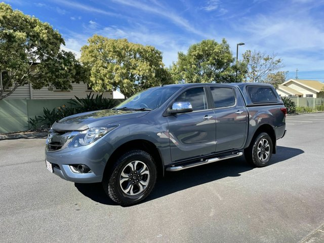 Used Mazda BT-50 XTR Chermside, 2016 Mazda BT-50 UR XTR Blue 6 Speed Automatic Dual Cab