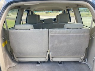 2003 Toyota Landcruiser Prado GRJ120R GXL Gold 5 Speed Manual Wagon