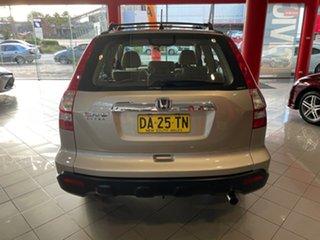 2008 Honda CR-V RE MY2007 Extra 4WD Gold 5 Speed Automatic Wagon
