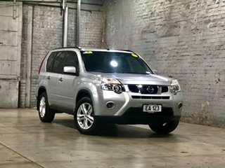2011 Nissan X-Trail T31 Series IV ST-L 2WD Silver 1 Speed Constant Variable Wagon.