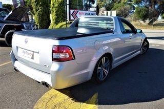 2013 Holden Ute VF MY14 SV6 Ute Silver 6 Speed Manual Utility.