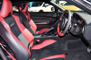 2021 Subaru BRZ Z1 MY20 TS Black 6 Speed Sports Automatic Coupe