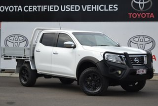 2016 Nissan Navara D23 Series II ST (4x4) Red 7 Speed Automatic Dual Cab Utility.