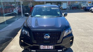 2021 Nissan Navara D23 MY21 SL Black Star 7 Speed Sports Automatic Utility.