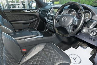 2014 Mercedes-Benz M-Class W166 ML350 BlueTEC 7G-Tronic + Obsidian Black Metallic 7 Speed.