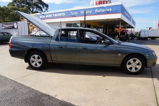 2004 Holden Crewman VY II S Turbine 4 Speed Automatic Utility