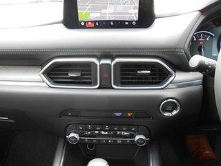 2019 Mazda CX-5 KF4WLA Akera SKYACTIV-Drive i-ACTIV AWD Red 6 Speed Sports Automatic Wagon