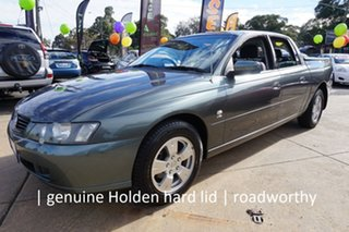 2004 Holden Crewman VY II S Turbine 4 Speed Automatic Utility.