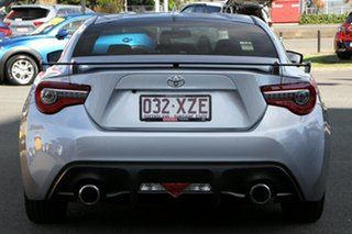 2018 Toyota 86 ZN6 GTS Silver 6 Speed Sports Automatic Coupe