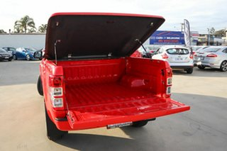 2014 Ford Ranger PX XL Hi-Rider Red 6 Speed Sports Automatic Utility.