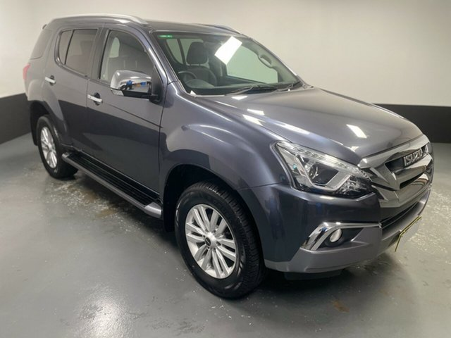 Used Isuzu MU-X MY17 LS-T Rev-Tronic Rutherford, 2018 Isuzu MU-X MY17 LS-T Rev-Tronic Grey 6 Speed Sports Automatic Wagon