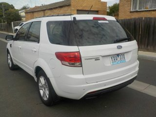 2012 Ford Territory SZ TX (4x4) White 6 Speed Automatic Wagon