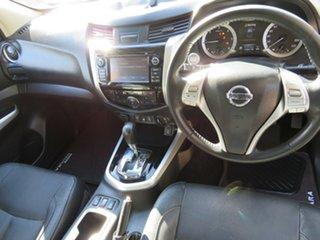 2015 Nissan Navara D23 ST-X Black 7 Speed Sports Automatic Utility