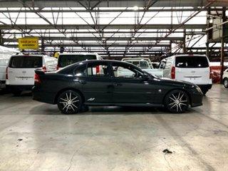 2004 Holden Commodore VY II SS Black 4 Speed Automatic Sedan