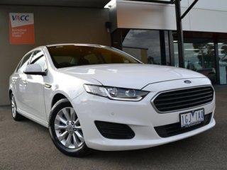 2015 Ford Falcon FG X White 6 Speed Sports Automatic Sedan.