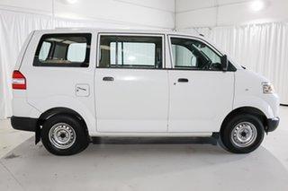 2014 Suzuki APV White 5 Speed Manual Van.