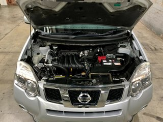 2011 Nissan X-Trail T31 Series IV ST-L 2WD Silver 1 Speed Constant Variable Wagon