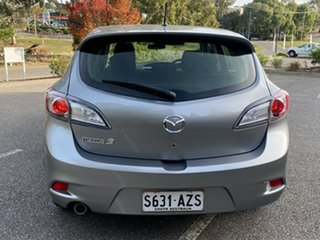 2013 Mazda 3 BL10F2 MY13 Neo Activematic Silver 5 Speed Sports Automatic Hatchback