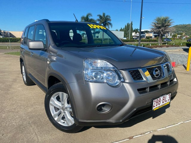 Used Nissan X-Trail T31 Series IV ST Townsville, 2011 Nissan X-Trail T31 Series IV ST Grey 6 Speed Manual Wagon