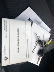 2015 Mitsubishi Triton MQ MY16 GLS Double Cab Titanium 5 Speed Sports Automatic Utility