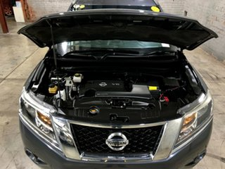 2013 Nissan Pathfinder R52 MY14 ST X-tronic 2WD Grey 1 Speed Constant Variable Wagon