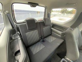2014 Suzuki Jimny SN413 T6 Sierra White 5 Speed Manual Hardtop
