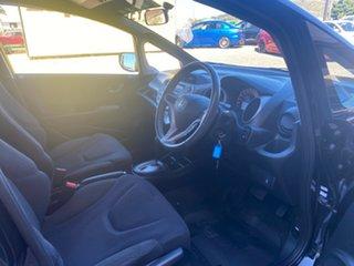 2012 Honda Jazz GE MY12 Vibe-S Black/311012 5 Speed Automatic Hatchback