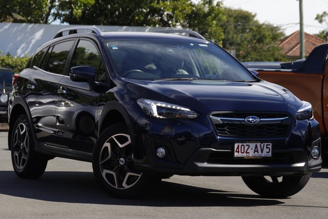 Used Subaru XV G5X MY18 2.0i-S Lineartronic AWD Mount Gravatt, 2018 Subaru XV G5X MY18 2.0i-S Lineartronic AWD Blue 7 Speed Constant Variable Wagon