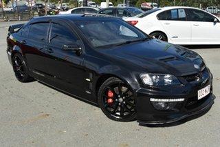 2010 Holden Special Vehicles ClubSport E2 Series R8 Black 6 Speed Manual Sedan.