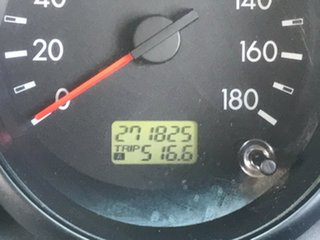 2010 Mazda BT-50 UNY0E4 DX Silver 5 Speed Manual Utility