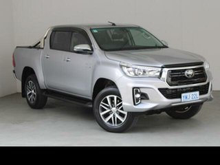 2019 Toyota Hilux Silver Sky Automatic Dual Cab.