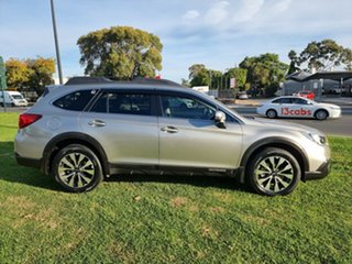 2017 Subaru Outback B6A MY17 2.5i CVT AWD Premium Silver 6 Speed Constant Variable Wagon.