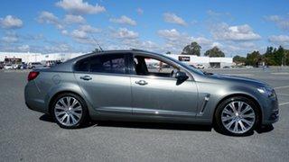 2014 Holden Calais VF MY15 V Olive 6 Speed Sports Automatic Sedan.