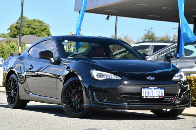 Used Subaru BRZ Z1 MY20 TS Melville, 2021 Subaru BRZ Z1 MY20 TS Black 6 Speed Sports Automatic Coupe