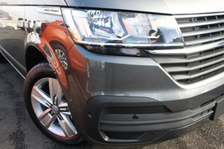 2020 Volkswagen Multivan T6.1 MY21 TDI340 SWB DSG Comfortline Premium Indium Grey 7 Speed.