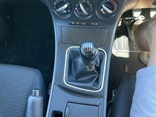 2011 Mazda 3 BL10F2 Neo White 6 Speed Manual Hatchback