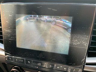2021 Mazda BT-50 TFR40J XT 4x2 Ingot Silver 6 Speed Sports Automatic Cab Chassis