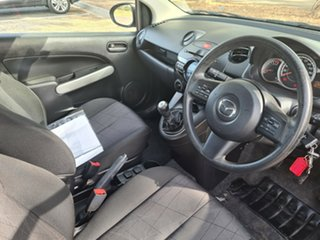 2013 Mazda 2 DE10Y2 MY13 Neo Grey 5 Speed Manual Hatchback