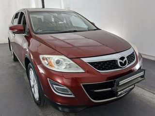 2012 Mazda CX-9 TB10A5 Grand Touring Activematic AWD Red 6 Speed Sports Automatic Wagon.