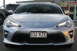 2018 Toyota 86 ZN6 GTS Silver 6 Speed Sports Automatic Coupe.