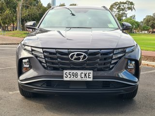 2021 Hyundai Tucson NX4.V1 MY22 Elite 2WD Titan Gray 6 Speed Automatic Wagon