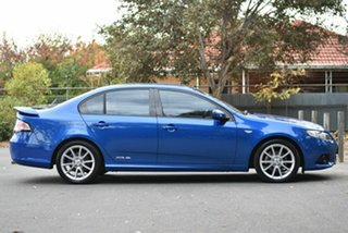 2013 Ford Falcon FG MkII XR6 Blue 6 Speed Sports Automatic Sedan