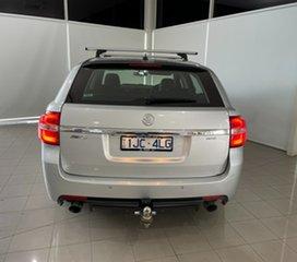 2017 Holden Commodore VF II MY17 SV6 Sportwagon Silver, Chrome 6 Speed Sports Automatic Wagon