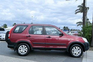 2006 Honda CR-V RD MY2006 Extra 4WD Red 5 Speed Automatic Wagon
