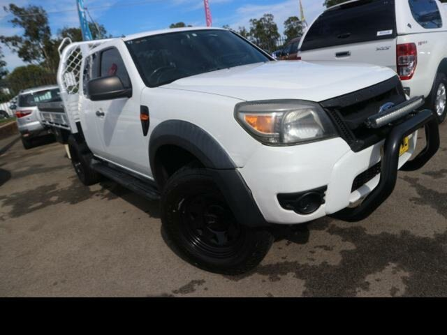 Used Ford Ranger Kingswood, 4x2 XL Super Cab Chas