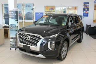 2020 Hyundai Palisade LX2.V1 MY21 Highlander 2WD Moonlight Cloud 8 Speed Sports Automatic Wagon.