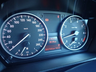 2010 BMW 320i E90 MY11 Lifestyle Silver Birch 6 Speed Auto Steptronic Sedan