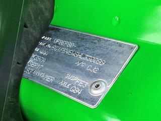 2017 Holden Ute VF II MY17 SS V Ute Redline Green 6 Speed Manual Utility