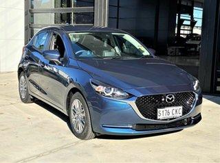 2021 Mazda 2 G15 SKYACTIV-Drive Evolve Hatchback.